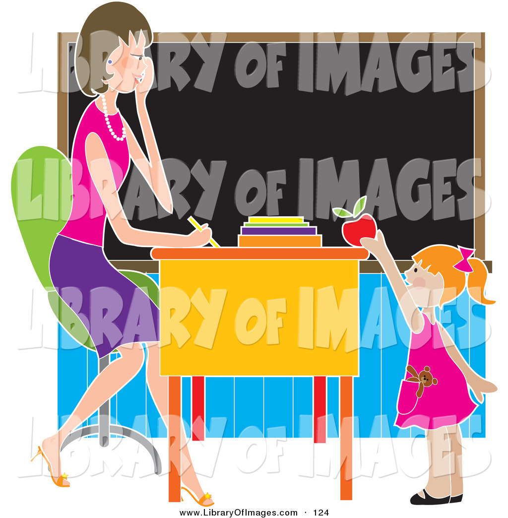 girl teacher clipart - photo #30