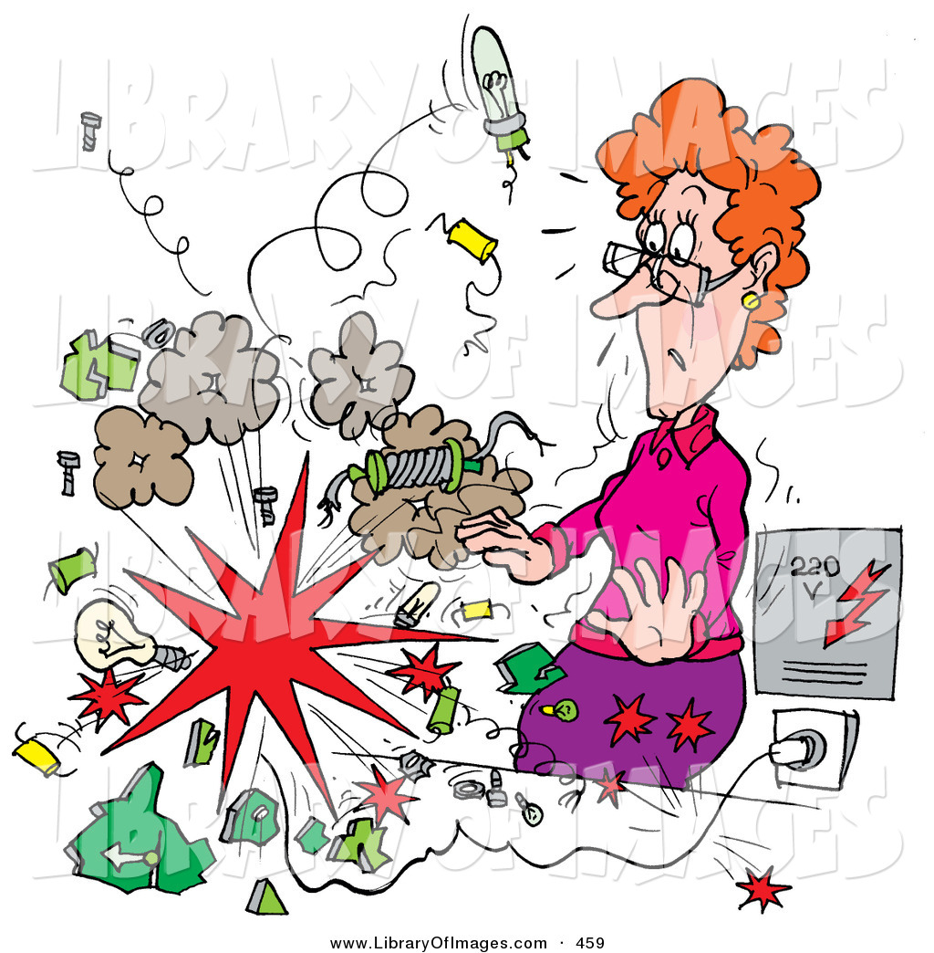 Female science teacher clipart a female science teacher