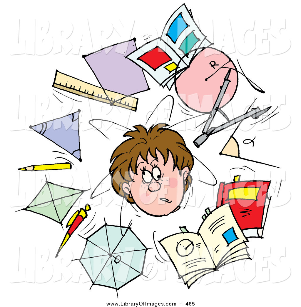 College Class Clip Art - Royalty Free - GoGraph